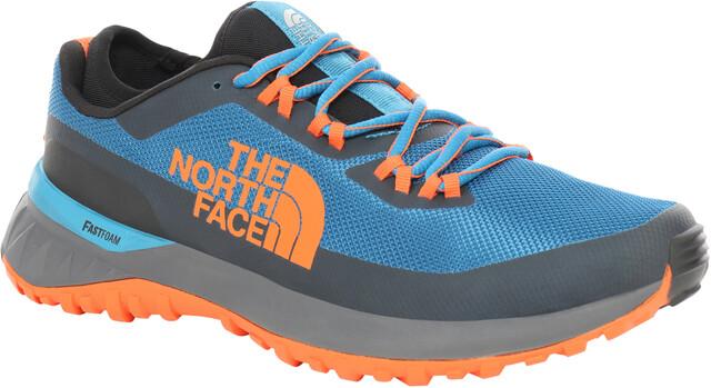 The North Face Ultra Traction Sko Herrer, baja bluezinc grey